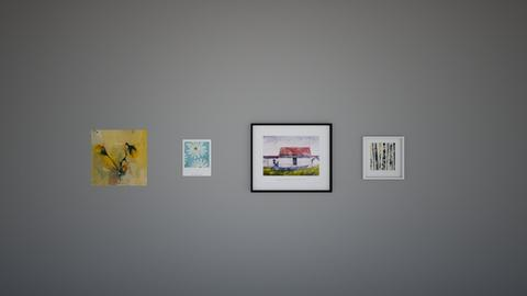 Mr Spisany living room - Living room - by gminc