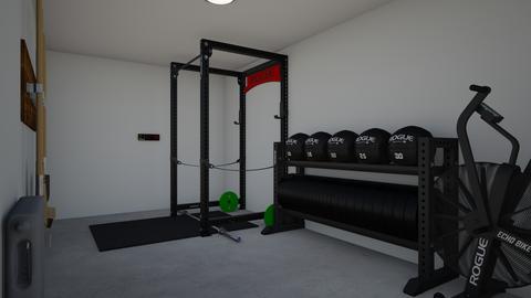 Garage Gym V1 - by rogue_e2353cd8a61dfb69f0db50133f28b