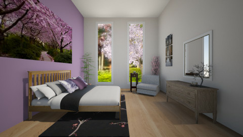 CC Woonschrift.nl - Bedroom - by kck22
