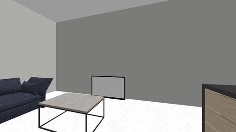 Animus Corp - Modern - Living room - by Ellashan