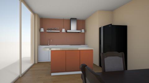 Casa Roca 1 - by d0gan0v