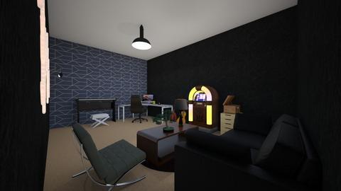 Dream Music Studio - Modern - Office - by domcrocker
