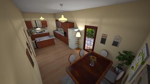 classic - Classic - Kitchen - by Stavroula Chatzina