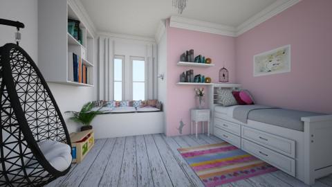 kids room - Classic - Kids room - by karla997