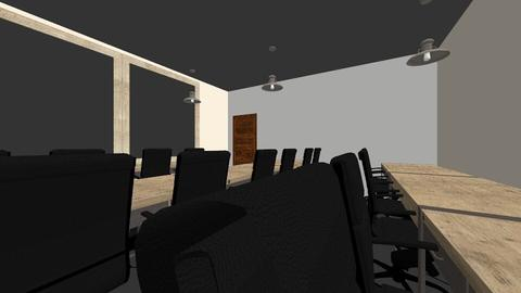 Small QA Room v1 - Office - by ECGTechCenter