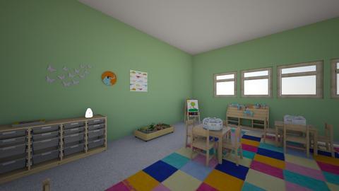 Classroom - by hopelarson06