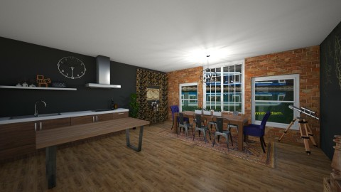 Souterrain Studio - by ApartmentNew