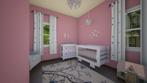 girl - Kids room - by mesmith3