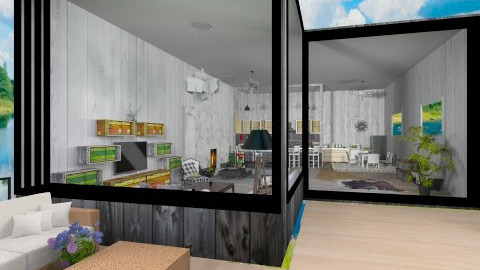 Finnish Housing  0 - by garryandreas