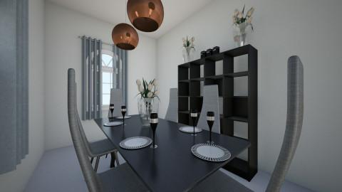 dining room - Dining room - by n13jnj