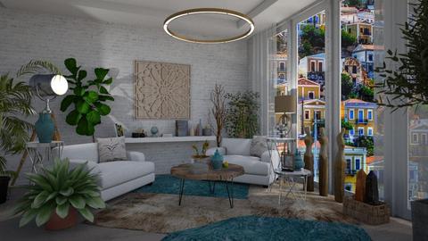 54 - Living room - by likuna485