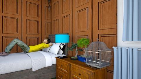 Dream - Modern - Bedroom - by mv26001