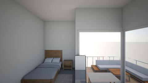 ahh - Bedroom - by joetee