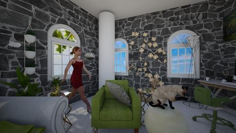 123 - Living room - by bjadeb410