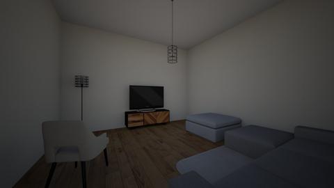 roba fatta alla veloce - Living room - by dariobully4l