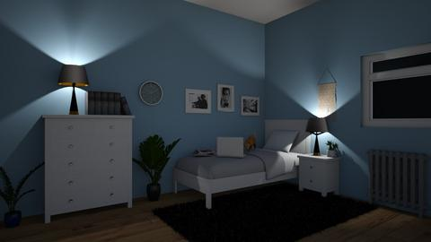 apartment room - Living room - by LMR