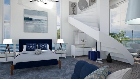 M_Roscoe  - Bedroom - by milyca8