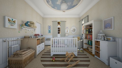 nursery - Kids room - by alexlag