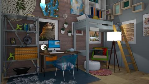 Dream Bedroom - Bedroom - by hello hi hello