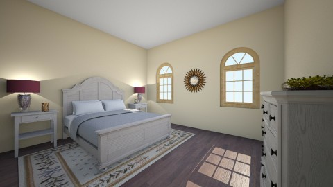 Guest Bedroom - Bedroom - by AliM0110