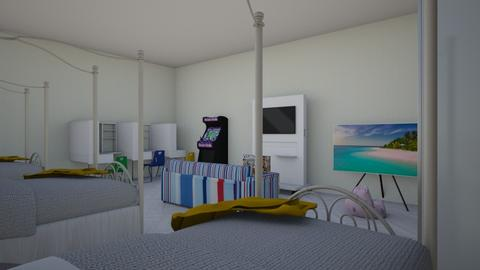 im bored so i did this  - Kids room - by FOFO2008