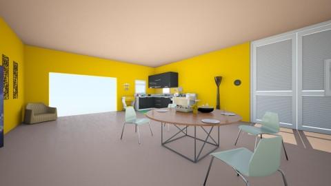 asdasd - Dining room - by febegwyn
