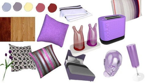 Purple - by ahamm42