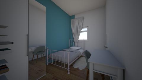 Michal room - by oritjab