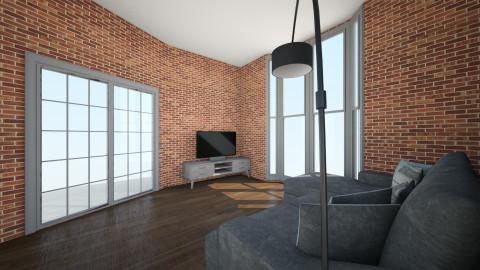 grand apartment - by Jack Bodington