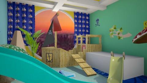 Playroom - Modern - Kids room - by Gre_Taa