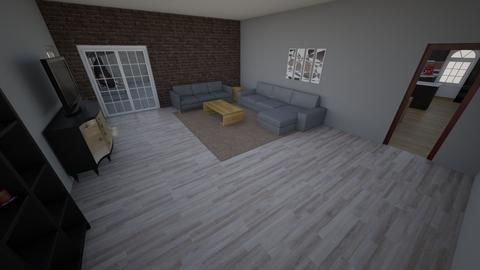 1ste floor - by boswinkelk