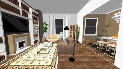 urban ish - Living room - by Lisel Joseph
