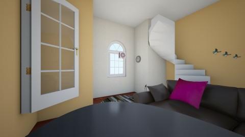 clam - Living room - by Kaylee Mahr