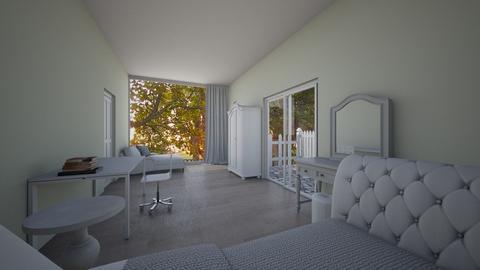 Dream Home_2nd Floor_Girl - Bedroom - by ayeshxhoney