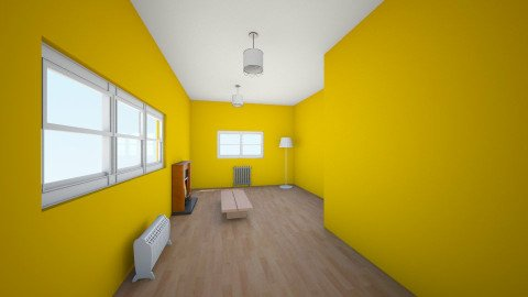 Room and Garden UNFINISHED - Modern - Living room - by Pro Dominik