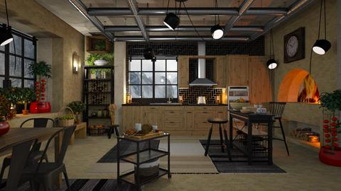 IP Artisan Kitchen  - by lydiaenderlebell