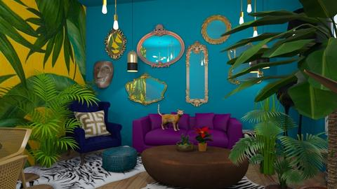 maximal - Living room - by kisi mja