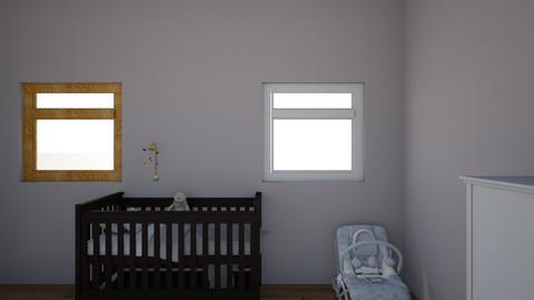 Baby Nursery - Kids room - by 1629818