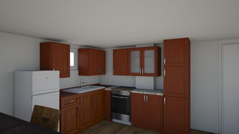 kuhinja 51 - Kitchen - by ddaca