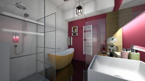 Variations_Bathroom - Modern - Bathroom - by Laurika