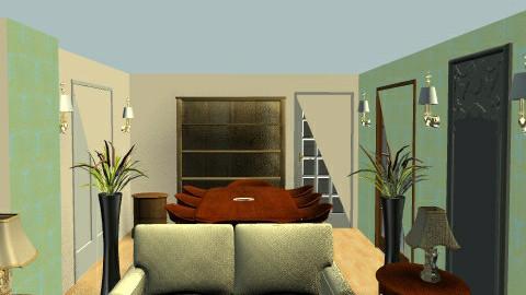 Sunroom Layout 7 - by decomaniac
