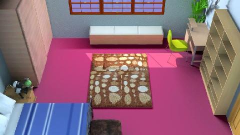 bedroom - Bedroom - by Lilylilz