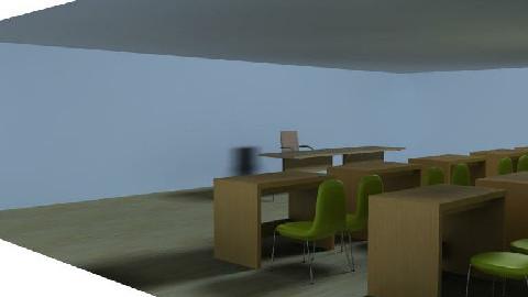 classroom - by Lilylilz