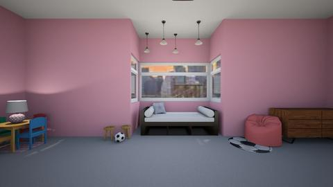 kids room comp  - Modern - Kids room - by mbroo153