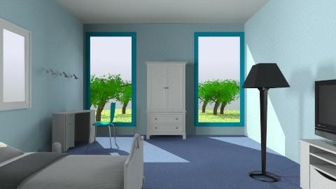 Boys Room - by Tatjanaa Linsenn