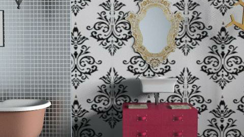 eclectic6 - Eclectic - Bathroom - by fried