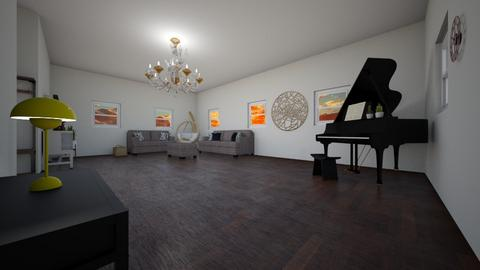 Katie_Finch_5B - Living room - by pvmsfacs