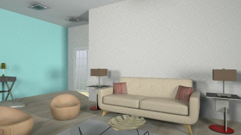 contemporary room - by Dollar Dedhia