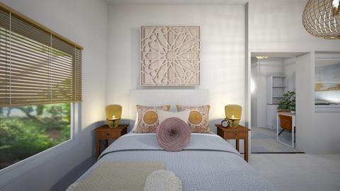 Maya Bed 4H2 - Bedroom - by puckermate1
