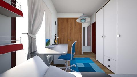 Tristan 28 - Bedroom - by BorjaA